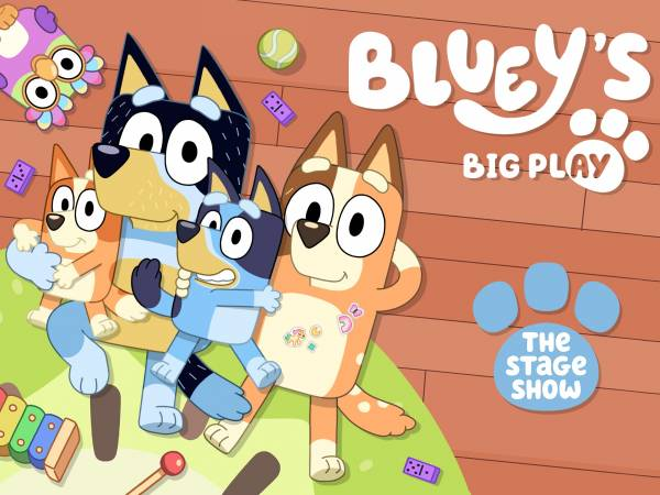 BLUEY'S BIG PLAY: THE STAGE SHOW
